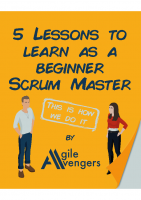 5 Lessons Learnt As A Beginner Scrum Master