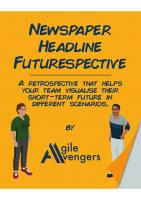 Newspaper Headline Futurespective